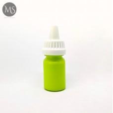 Акриловая краска для ногтей номер 10 (зеленый)