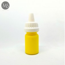 Акриловая краска для ногтей номер - 8 (желтый)