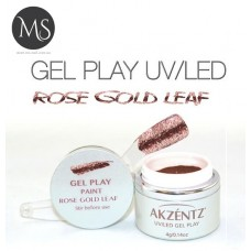 GEL PLAY GLITZ ROSE GOLD