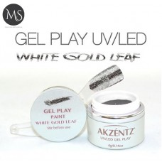 GEL PLAY GLITZ WHITE GOLD