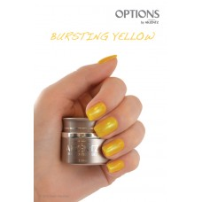 Гель UV/LED OPTIONS GEL 180 COLOURS BURSTING YELLOW