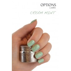 Гель UV/LED OPTIONS GEL 184 CREAM MINT