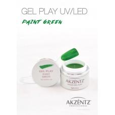 UV/LED GEL PLAY 005 PAINT GREEN