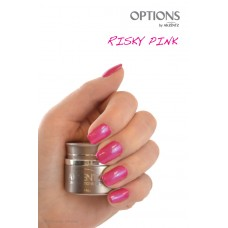 Гель UV/LED OPTIONS GEL 179 COLOURS RISKY PINK