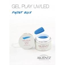 UV/LED GEL PLAY 003 PAINT BLUE