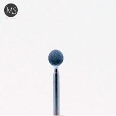 Фреза корундовая шар 6.0 мм. серый