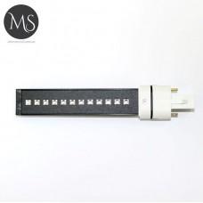 LED лампа сменная для УФ ламп 9wt