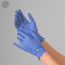 Перчатки нитриловые Polix PRO&MED (100 шт/уп.) цвет - ice blue